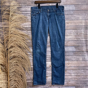 31 Citizens of Humanity Ava Straight Stretch Jeans